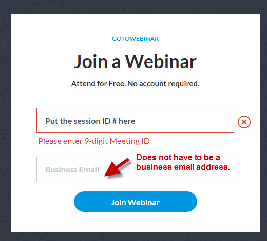 bnr webinar signup box